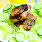 Curry Leaves Baked Chicken