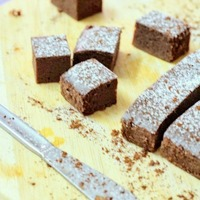Chocolate Genoise