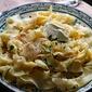 Sauerkraut Pierogi Skillet
