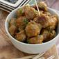 Sticky Mango Mustard Glazed Duck Meatballs #10DaysofTailgate