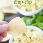 Fiesta Egg Salad Chip Dip