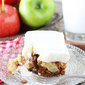 Apple Cake with Cream Cheese Frosting