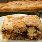 Glazed Slab Apple Pie