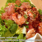Shrimp Salad with Pomelo