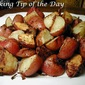 Quick and Easy Oven Roasted Potatoes
