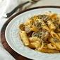 Pumpkin Gorgonzola pasta