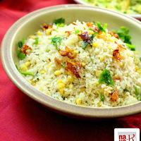 Dhal (Lentil) Rice