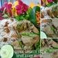 Nasi Buli With Green Chicken Stew/Opor Ayam Hijau