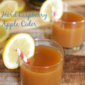 Hard Raspberry Apple Cider