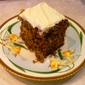 Pumpkin Pineapple Walnut Cake
