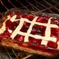 Berry Cherry Deep Dish Pie