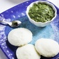 Soft and Spongy Idli