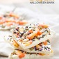 Candy Corn White Chocolate Halloween Bark