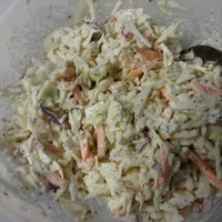 Tailgating Coleslaw