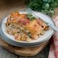Veggie Lovers Lasagna + an #IHeartDreamfields giveaway