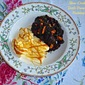 Slow Cooker Turtle Brownie Pudding…Featuring the Hamilton Beach Set & Forget Programmable Slow Cooker #SlowCookerMeals