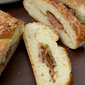 Havarti Ham Apple Braid {Bread Baking Babes}
