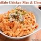 Buffalo Chicken Mac and Cheese