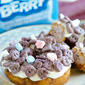 Boo Berry Donuts