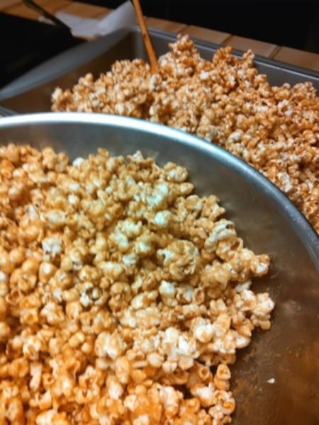 Julia Ann's Caramel Corn