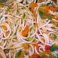 Noodle Salad with Peanut Lime Vinaigrette