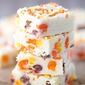 Candy Corn M&M White Chocolate Fudge