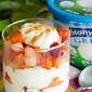 Candied Roasted Root Vegetable Yogurt Parfait