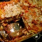 Easy Lasagna with Meat Sauce