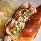 Shrimp Salad Rolls with Tarragon