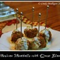Mexican Meatballs with Queso Blanco