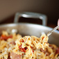 Sun-Dried Tomatoes and Chicken Sausage Pasta Skillet