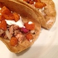 Cider Braised Pork and Butternut Squash Tacos