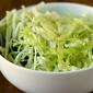 Vinegar and Oil Slaw