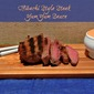 Hibachi Style Steak with Yum Yum Sauce