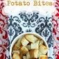 Roasted Garlic Potato Bites.