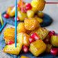 Cinnamon Sugar Butternut Squash Bites