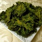 Easy 'Cheesy' Kale Chips