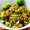 Mustard Greens (Sawi Putih) in Masala Gravy