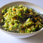 Asparagus And Moong Dhal Stir Fry/ Poriyal