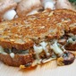 Roasted Mushroom Melts