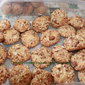 Almond Coconut Chip Cookies