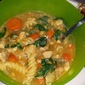 Rustic Chicken Noodle Soup