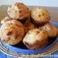 CHEESY HONEY CORNBREAD MUFFINS