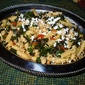 Rotini with Swiss Chard