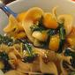 Butternut-Spinach Noodle Soup