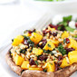 Stuffed Portobello Mushrooms with Farro, Butternut Squash, and Kale {GIVEAWAY}