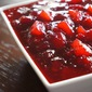 Cranberry Fruit Conserve