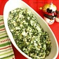 Creamed Spinach - Steakhouse Style