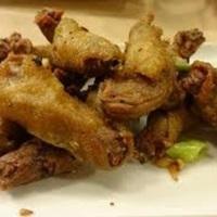 Fried Chicken Necks