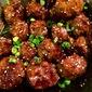 Hoisin Teriyaki Meatballs